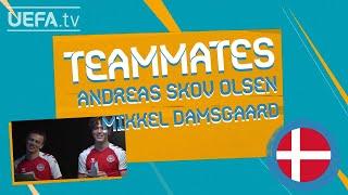 DENMARK Teammates: ANDREAS SKOV OLSEN & MIKKEL DAMSGAARD