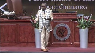 A Message On Words - IBOC Church Dallas - Pastor Rickie G. Rush