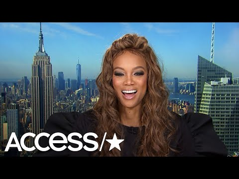 Tyra Banks Plays Coy About Which 'Recording Artist' Slid Into Her DMs: Was It Drake? | Access