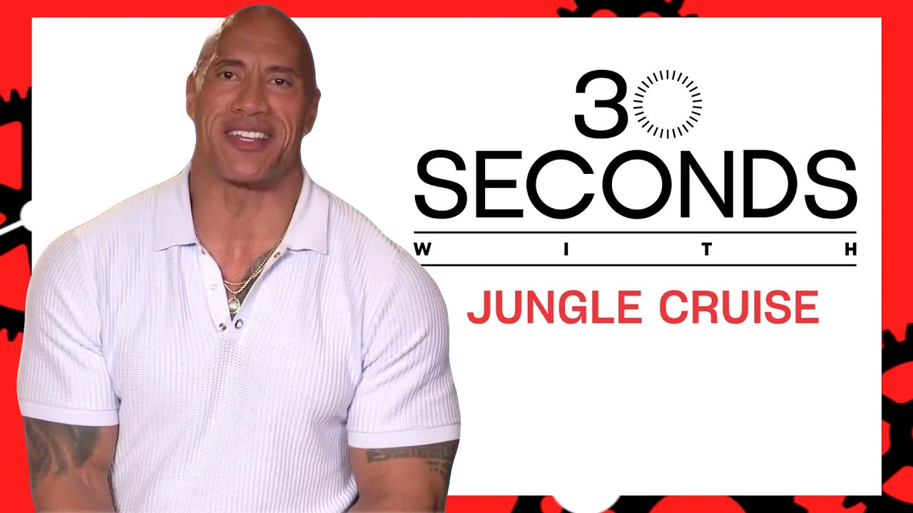 Disney's 'Jungle Cruise' Explained in 30 Seconds!