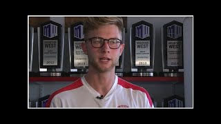 UNM All-American Track Star, Josh Kerr turns pro