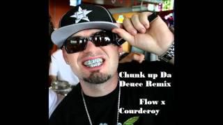 Paul Wall - Chunk Up Da Deuce (Remix) Flow Ft Courderoy