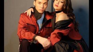 Download Video Stefan & Celine -  Pembuatan singgel video klip Demi Dia (Official Lyric Video) MP3 3GP MP4