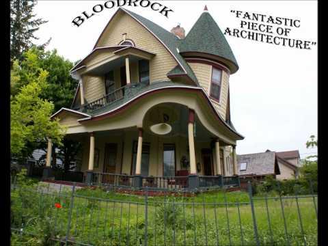 "BLOODROCK- ""FANTASTIC PIECE OF ARCHITECTURE"" (1970)"