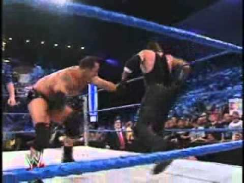 WWE Smackdown   The Undertaker vs The F B I