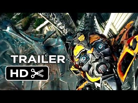 Transformers: Age of Extinction Official Trailer #2 (2014) - Mark Wahlberg Movie HD