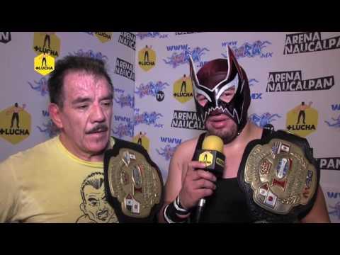 """Black Terry y Diablo Jr: """"Ahora queremos el campeonato de trios"""""""