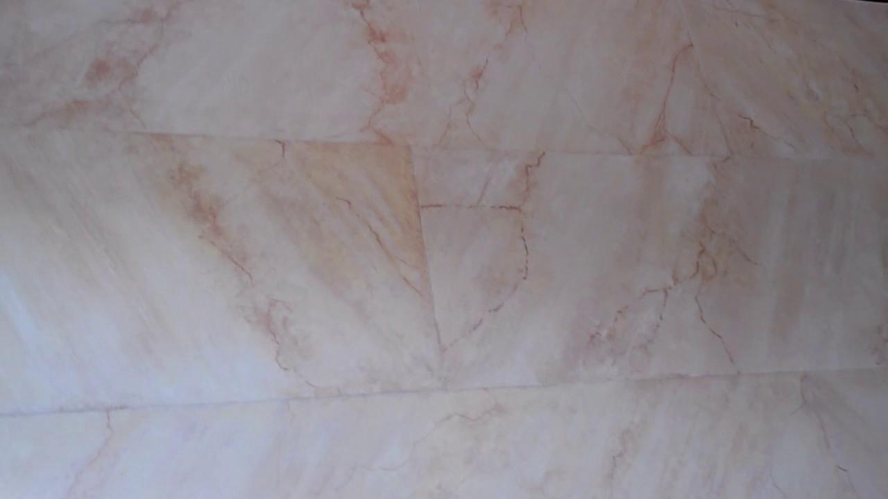 Pintura efeito m rmore em parede estilo placas youtube for Pintura decorativa efeito marmore