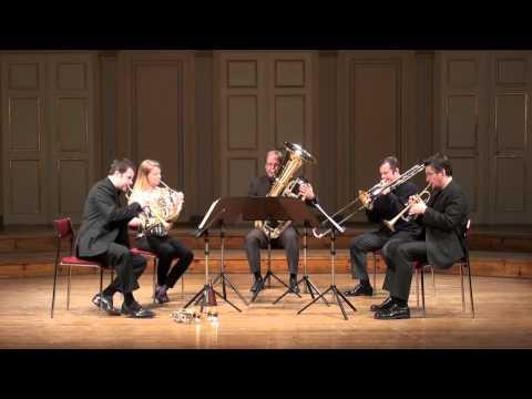 Stockholm Chamber Brass plays Rameau