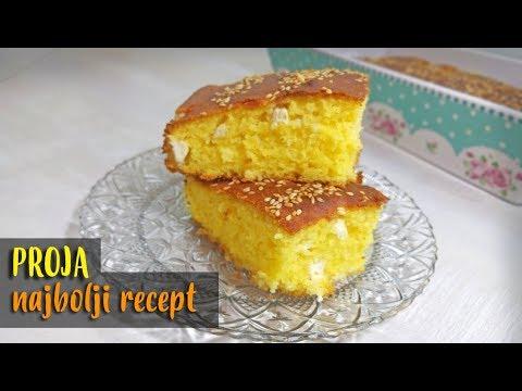 Proja sa sirom  - Najbolji i najjednostavniji recept