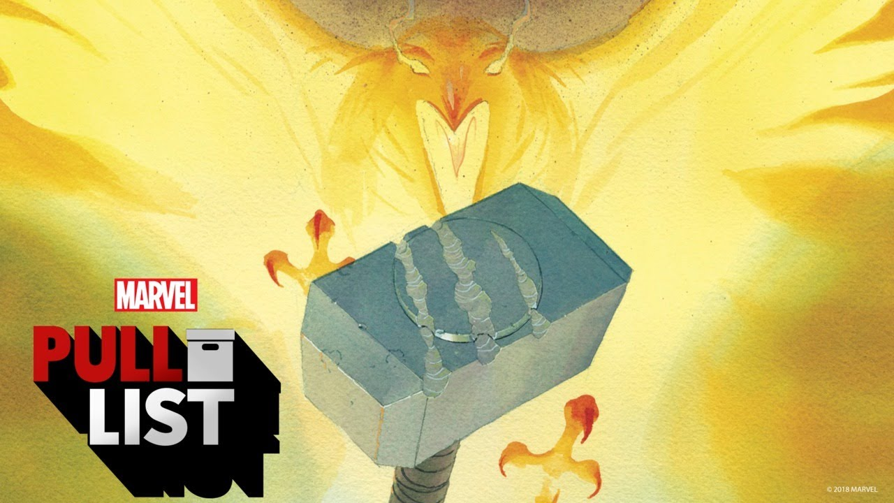 Judging Books By Their Covers!   Marvel's Pull List: Favorite Covers