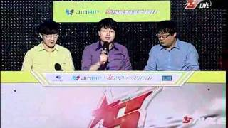 Jin Air OSL  Jaedong vs Modesty 2011-07-15  @ Pathfinder