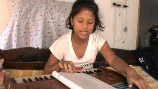 Asa Bhosle  special Biswapita Tumi Hey Prabhu