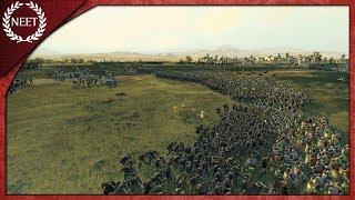 アフリカへ -  Total War: Attila 西ゴートキャンペーン #7 【RTS 実況】