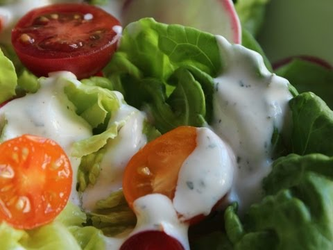 Ranch Dressing Recipe Chef John's Ultimate Ranch Dressing