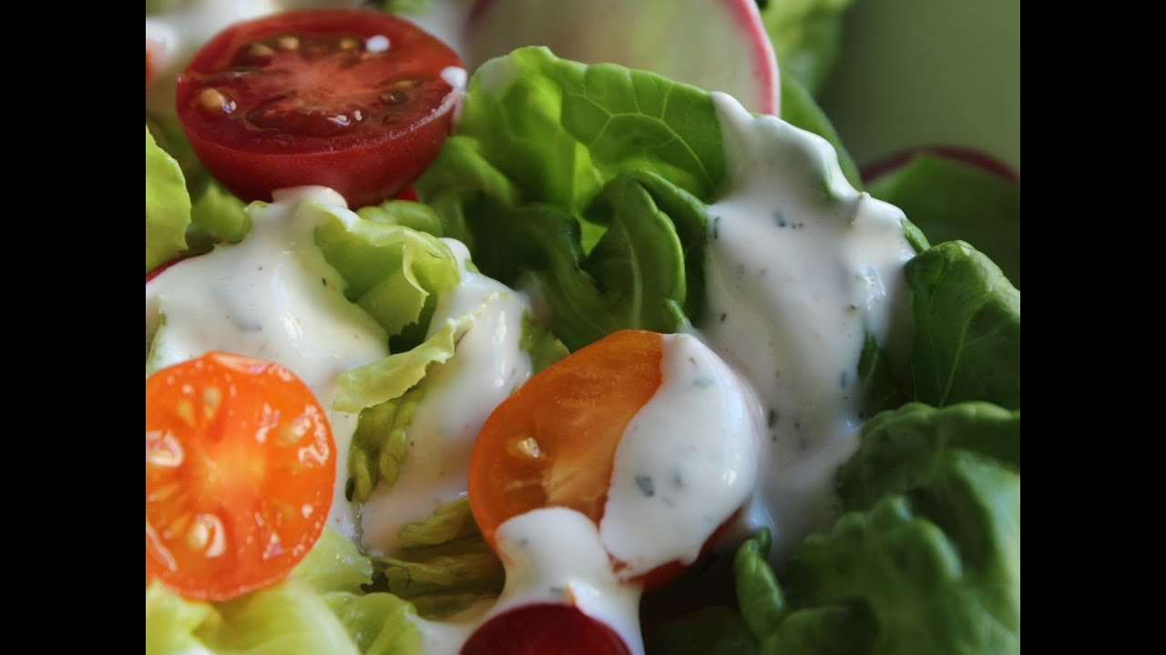 Ranch Dressing Recipe -- Chef John's Ultimate Ranch Dressing
