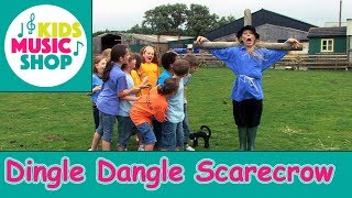 Dingle Dangle Scarecrow. Tony and the kids sing this children's cla...