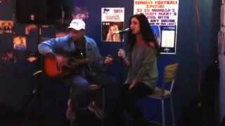 Sitting on the Dock of the Bay-Otis Redding/Sara Bareilles