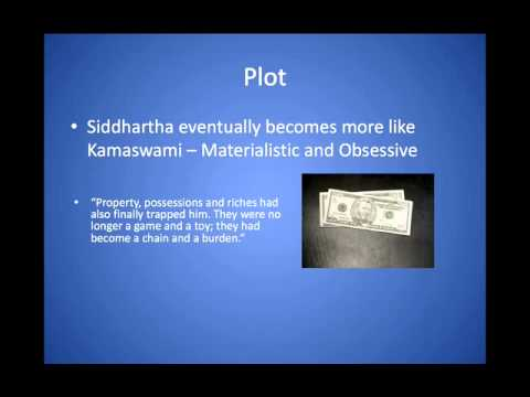 a literary analysis of the book siddharta Siddhartha is a book about constant learning of essays related to literary analysis of siddhartha 1 an important literary motif throughout the novel is the.
