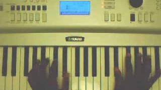 Kanye West Piano - All Falls Down and Slow Jamz - Tutorial