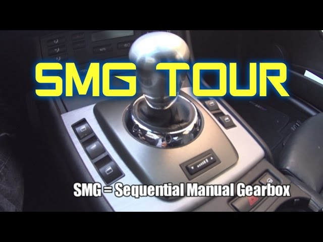Bmw M3 Pov Hd Smg Ii Tour How To Use The Smg Transmission