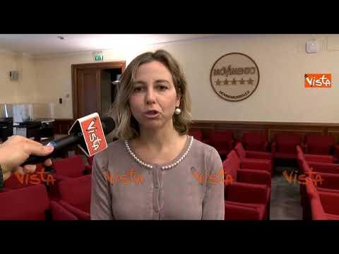 Giulia grillo m5s separiamo i presidenti di camera e for Camera dei deputati live