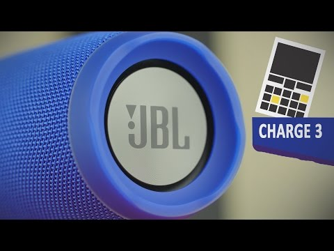видео: jbl charge 3 – ЦАРЬ-портативная колонка!