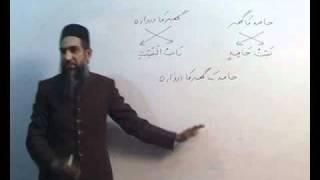 Arabi Grammar Lecture 13 Part 03   عربی  گرامر کلاسس