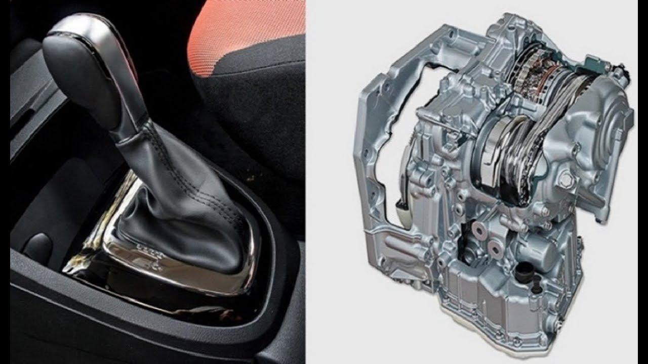 Рено Каптур: вариатор CVT X-Tronic (Jatco JF015E) - технические характеристики и ресурс