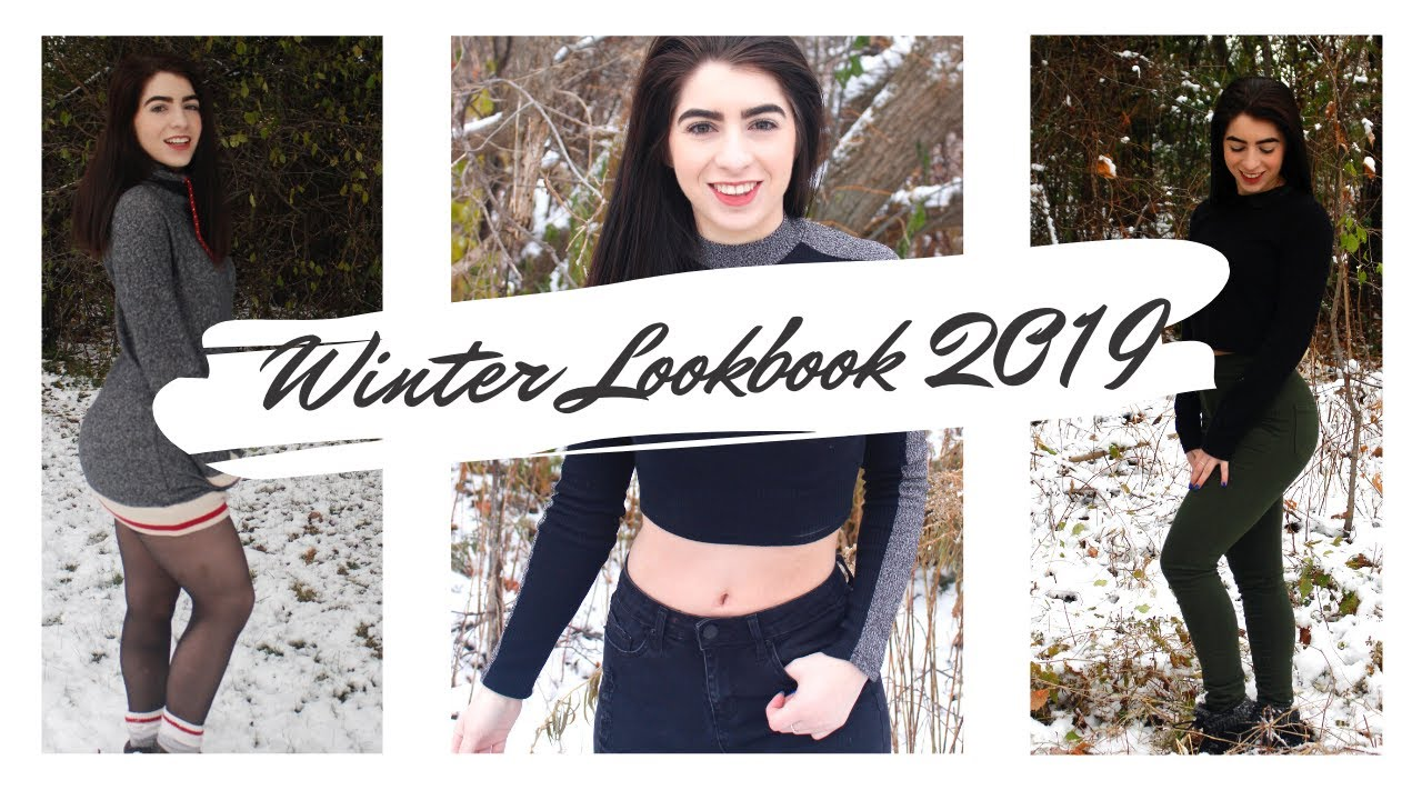 [VIDEO] - Winter Outfit Inspo | Lookbook 2019 5