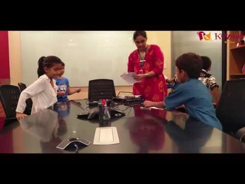 KZ CounZil Session 1 - KidZania Mumbai, India