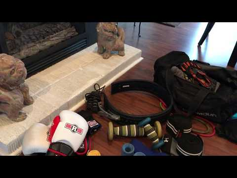 Gym Bag Essentials for Men Justin Woltering