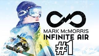 NEW AWESOME SNOWBOARDING GAME - Mark McMorris Infinite Air Gameplay Walkthrough Part 1