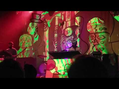 Animal Collective, Burglars, Live, Houston 111516