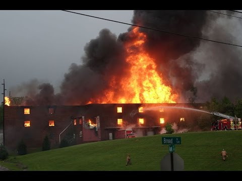 Martinsville Warehouse Fire | MHS This Evening S4:E10