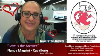 Love is the Answer   Nancy Magrini   Cavallone