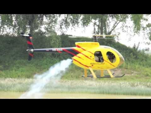 RC Helicopter Practice @ Setia Alam #27414