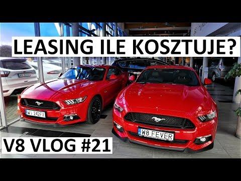 2017 Ford Mustang GT V8 Vlog #21 - LEASING Getin Bank