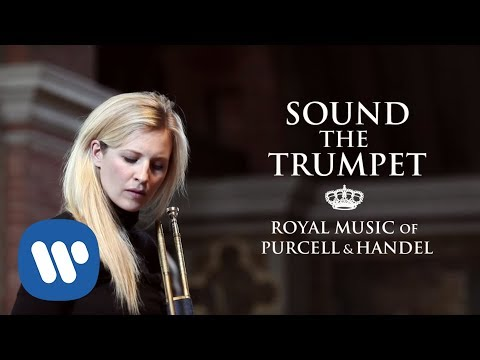 ALISON BALSOM - Sound the Trumpet (Royal Music of Purcell & Handel)