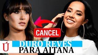 Cancelado   Aitana se queda por 'culpa' de Becky G sin su featuring más esperado