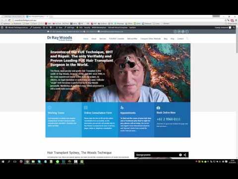 Health Medical Center - How to Use Wordpress Tutorial