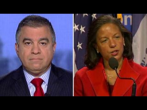 David Bossie: These are criminal acts by Susan Rice