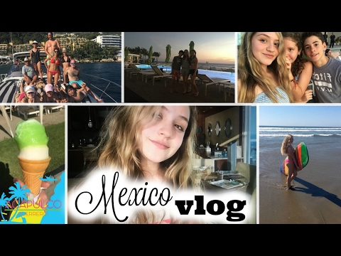 Holidays in Mexico VLOG :)