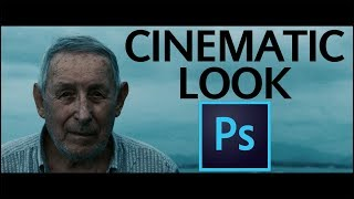 Cinematic Color Grading Photoshop Tutorial | LUT PACK DOWNLOAD FREE