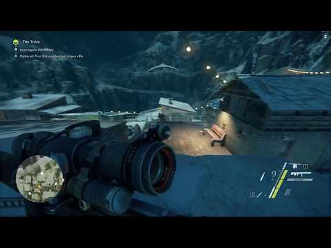 Sniper: Ghost Warrior 3 - The Escape of Lydia DLC Gameplay |