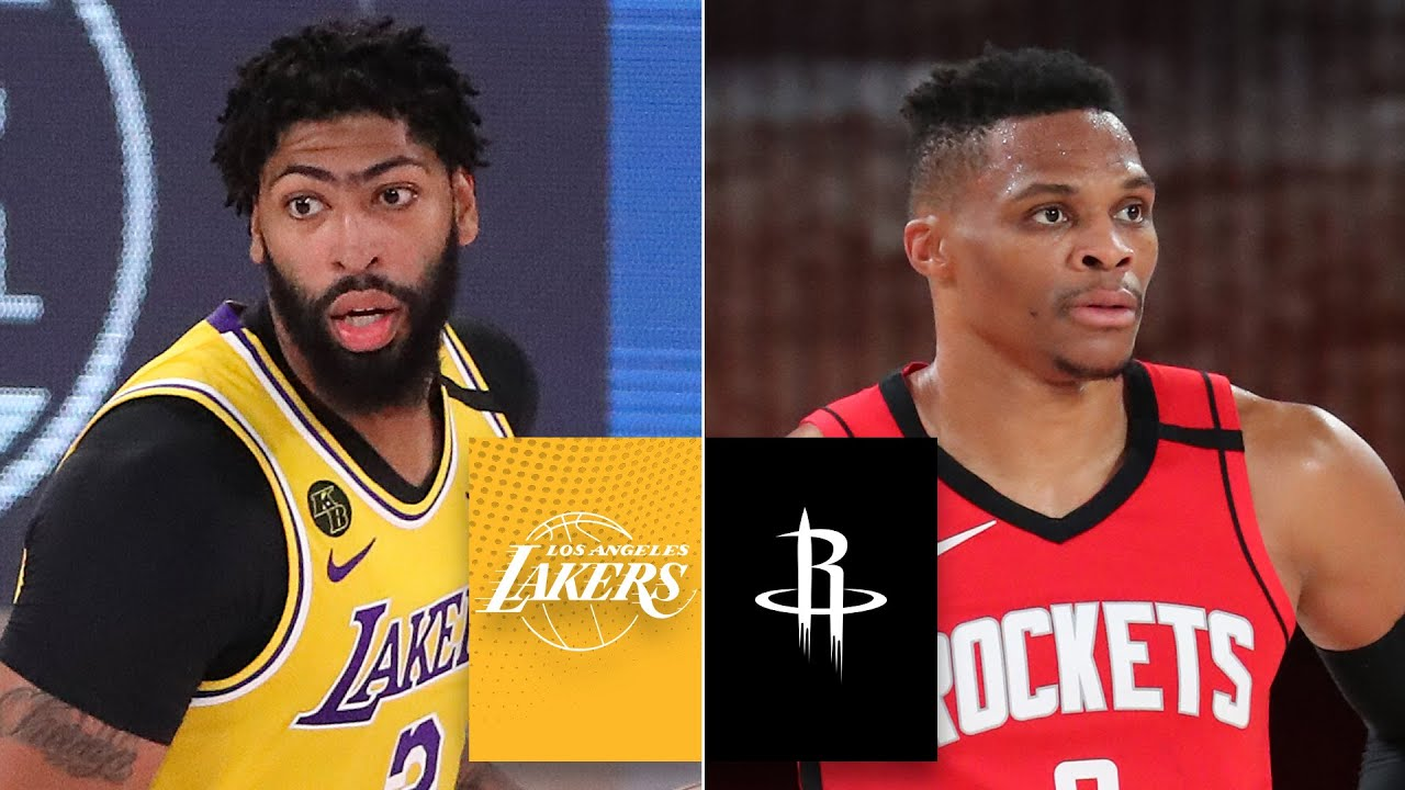Los Angeles Lakers Vs Houston Rockets Game 4 Highlights 2020 Nba Playoffs The Global Herald