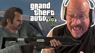 Ex-Jewel Thief Larry Lawton Plays GTA V for the First Time | 81 |