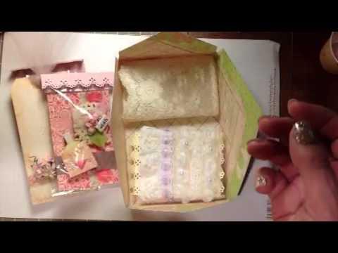 Project Share Shabby Chic Valentine Swap Set