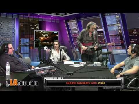 Nils Performs Alley Cat On Inside The Music with Will and Jack