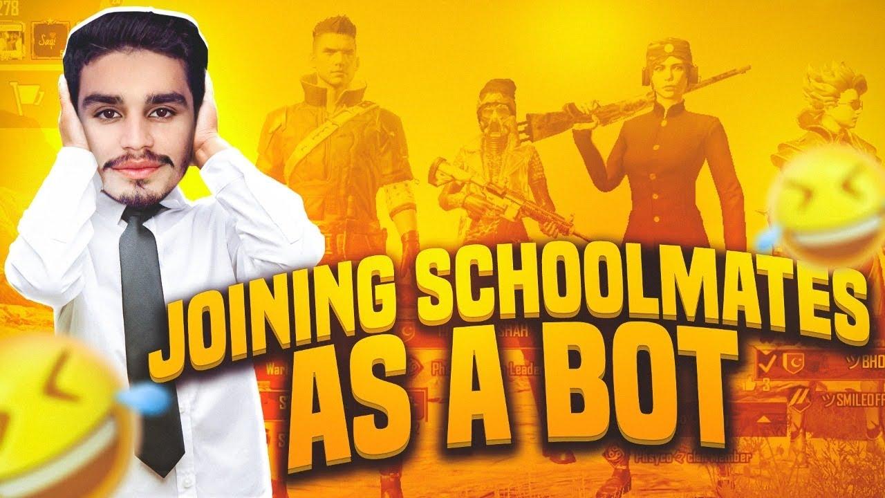 Download Joining my Schoolmates like a BOT 😂 • 27Solo kills • StarEsport • PUBG • Pakistan • ZyroJayyy